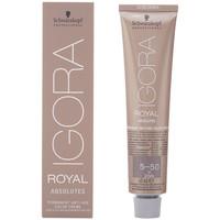 Belleza Tratamiento capilar Schwarzkopf Igora Royal Absolutes 5-50  60 ml