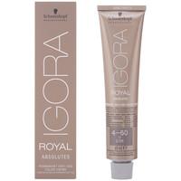 Belleza Tratamiento capilar Schwarzkopf Igora Royal Absolutes 4-60  60 ml