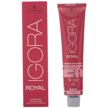 Belleza Tratamiento capilar Schwarzkopf Igora Royal 9-00  60 ml
