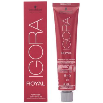 Belleza Tratamiento capilar Schwarzkopf Igora Royal 5-0  60 ml