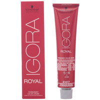 Belleza Tratamiento capilar Schwarzkopf Igora Royal 5-6  60 ml