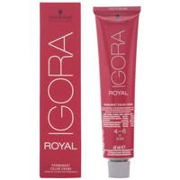 Belleza Tratamiento capilar Schwarzkopf Igora Royal 4-6  60 ml