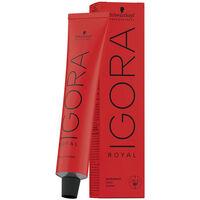 Belleza Tratamiento capilar Schwarzkopf Igora Royal 8-77 02/13  60 ml