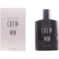 Belleza Hombre Agua de Colonia American Crew Win Edt Vaporizador  100 ml