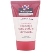 Belleza Cuidados manos & pies Neutrogena Crème Mains Apaisante Sans Parfum  50 ml