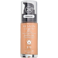 Belleza Mujer Base de maquillaje Revlon Colorstay Foundation Normal/dry Skin 370-toast  30 ml