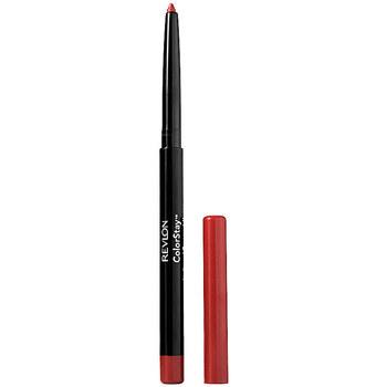 Belleza Mujer Lápiz de ojos Revlon Colorstay Lip Liner 18-wine 0,28 Gr 0,28 g