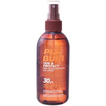 Belleza Protección solar Piz Buin Tan & Protect Oil Spray Spf30  150 ml