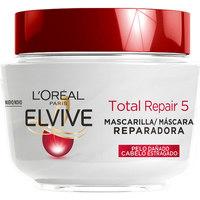 Belleza Acondicionador L'oréal Elvive Total Repair 5 Mascarilla  300 ml