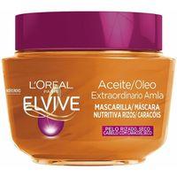 Belleza Acondicionador L'oréal Elvive Rizos Extraordinarios Mascarilla  300 ml