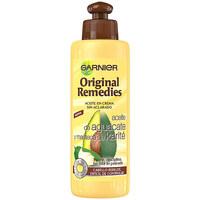 Belleza Acondicionador Garnier Original Remedies Crema Sin Aclarado Aguacate & Karite 200ml 20