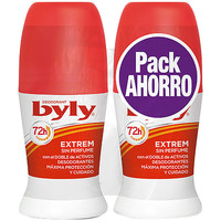 Belleza Tratamiento para uñas Byly Extrem 72h Deo Roll-on Lote  2 x 50 ml