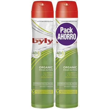 Belleza Desodorantes Byly Organic Extra Fresh Deo Vaporizador Lote  2 x 200 ml