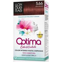 Belleza Tratamiento capilar Llongueras Optima Hair Colour 5.66-deep Intense Red 1 u