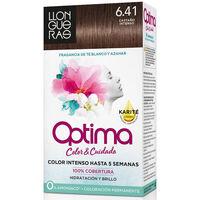 Belleza Tratamiento capilar Llongueras Optima Hair Colour 6.41-bombón Chocolate 1 u