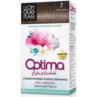 Belleza Tratamiento capilar Llongueras Optima Hair Colour 7 Rubio Medio 1 u