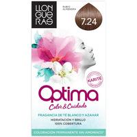Belleza Tratamiento capilar Llongueras Optima Hair Colour 7.24-almond Blond 1 u