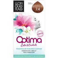 Belleza Tratamiento capilar Llongueras Optima Hair Colour 7.4-rubio Cobrizo 1 u