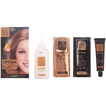 Belleza Tratamiento capilar Llongueras Optima Hair Colour 8.32-light Blond Natural 1 u