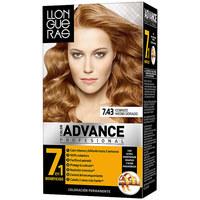 Belleza Mujer Tratamiento capilar Llongueras Color Advance 7,43-cobrizo Medio Dorado 1 u