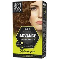 Belleza Tratamiento capilar Llongueras Color Advance 6,34-rubio Oscuro Dorado Cobrizo 1 u
