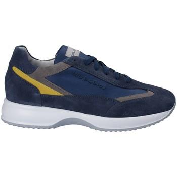 Zapatos Hombre Zapatillas bajas Byblos Blu 672053 Zapatos Hombre Azul Azul