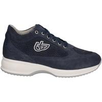 Zapatos Mujer Zapatillas bajas Byblos Blu 672002 Zapatos Mujeres Azul Azul