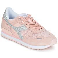 Zapatos Mujer Zapatillas bajas Diadora TITAN II W Rosa