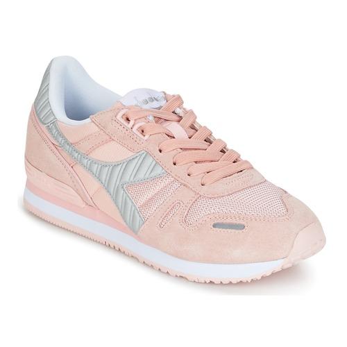 Zapatos promocionales Diadora TITAN II W Rosa  Los últimos zapatos de descuento para hombres y mujeres