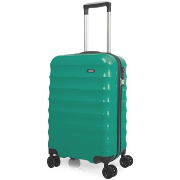 Bolsos Valise Rigide Jaslen TROLLEY DE CABINA ABS/PC FASHION COLORS CON TSA Verde