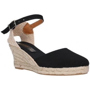 Zapatos Mujer Alpargatas Fernandez 682       5c Mujer Negro noir