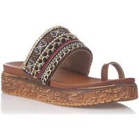 Zapatos Mujer Zuecos (Mules) Sonnax 26441 MARRON