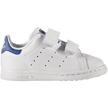Zapatos Zapatillas bajas adidas Originals ZAPATILLA ADIDAS STAN SMITH CF I Blanco