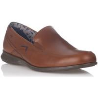 Zapatos Mujer Mocasín Fluchos 9762 CUERO