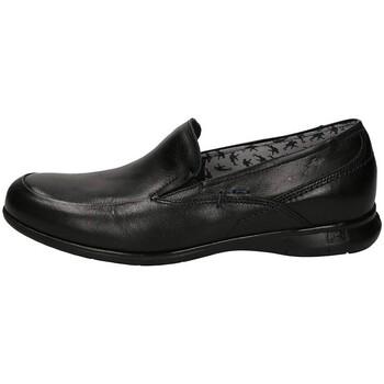 Zapatos Mujer Mocasín Fluchos 9762 NEGRO