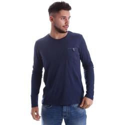 textil Hombre jerséis Gas 300155 Jersey Hombre Azul Azul