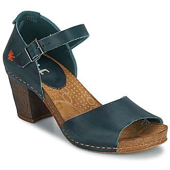 Zapatos Mujer Zapatos de tacón Art IMEET Verde / Pato