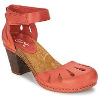 Zapatos Mujer Sandalias Art IMEET Coral