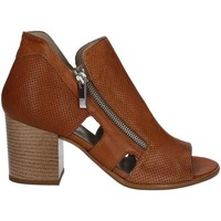 Zapatos Mujer Low boots Keys 5133 Botas Mujeres Marròn Marròn