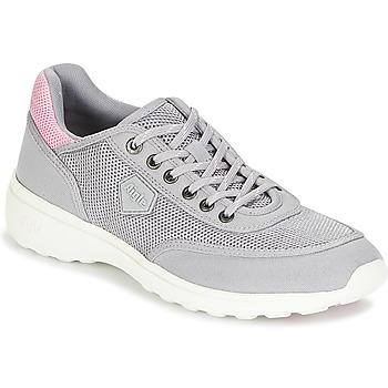 Zapatos Mujer Zapatillas bajas Aigle LUPSEE W MESH Gris / Rosa