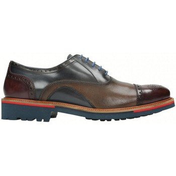 Zapatos Hombre Derbie Angel Infantes Zap, Estilo Inglés Multicolor  Ving 28041 Multicolor