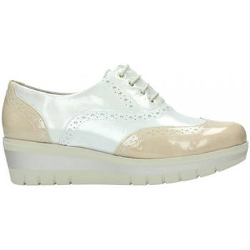Zapatos Mujer Richelieu Pitillos  Beige
