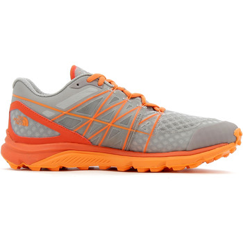 Zapatos Hombre Running / trail The North Face Ultra Vertical gris