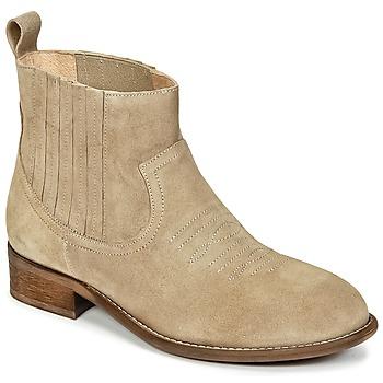Zapatos Niña Botas de caña baja Young Elegant People DEBBYM Beige