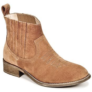 Zapatos Niña Botas de caña baja Young Elegant People DEBBYM Marrón
