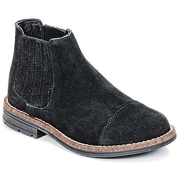 Zapatos Niña Botas de caña baja Young Elegant People FILICIAL Negro