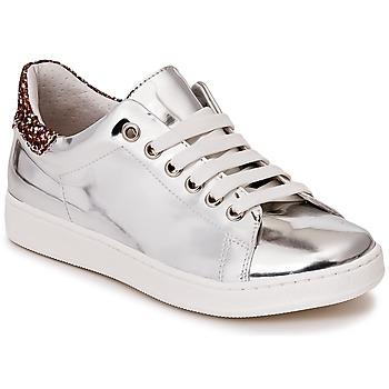Zapatos Niña Zapatillas bajas Young Elegant People EDENIL Plata