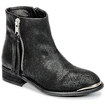 Zapatos Niña Botas de caña baja Young Elegant People AMELIAM Negro