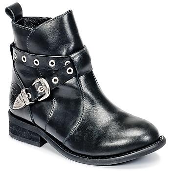 Zapatos Niña Botas de caña baja Young Elegant People CALYPSOM Negro