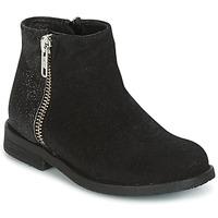 Zapatos Niña Botas de caña baja Young Elegant People FABIOLAD Negro